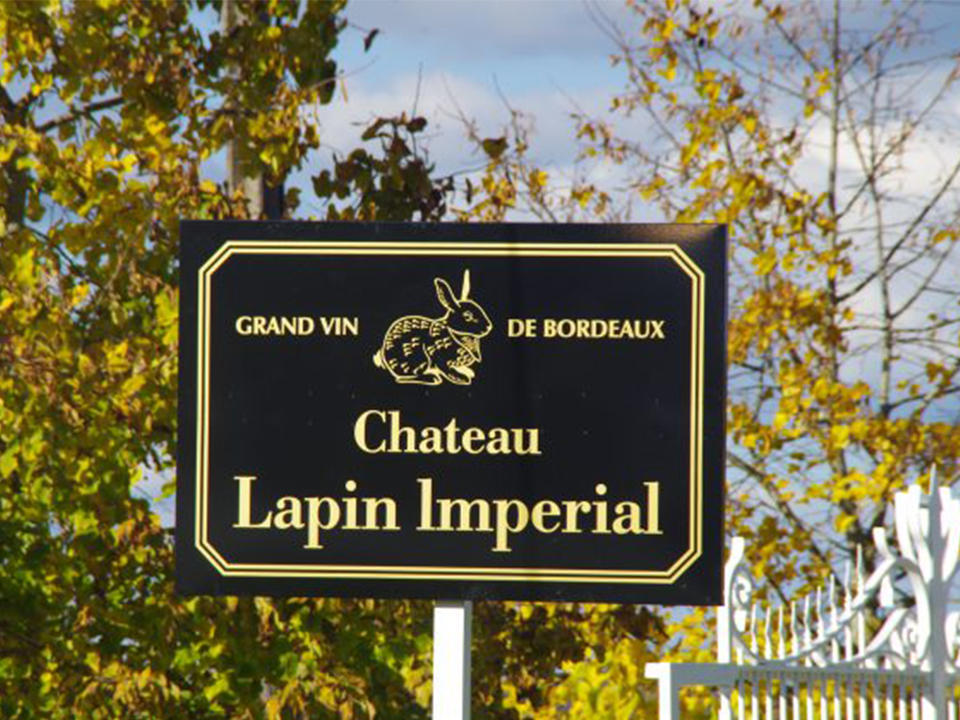 Chateau Lapin Impérial